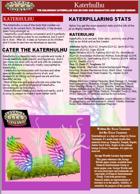 Ever-Loving One-Sheet Elder God: Katerhulhu