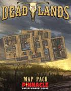 Deadlands: The Weird West VTT Grand Saloon and Boot Hill Map