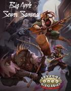 Big Apple Sewer Samurai