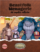 Beastfolk Menagerie: The Complete Collection