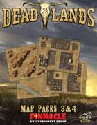 Deadlands: The Weird West VTT End of the Line! and Ambush Pass