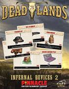 Deadlands: The Weird West VTT Infernal Device Cards 2