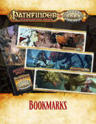 Pathfinder® for Savage Worlds: Bookmarks