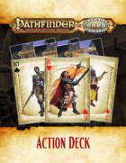 Pathfinder® for Savage Worlds Action Deck