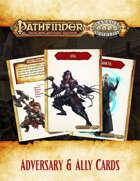Pathfinder® for Savage Worlds Allies & Adversaries Cards - Set 1