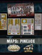 ETU: East Texas University - DIY VTT Combat Map Pack