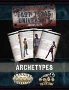 ETU: East Texas University - DIY VTT Archetypes