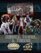 ETU: East Texas University - DIY VTT Bennies, Pawns, and Tokens