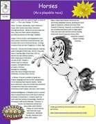 Kountry Gaming: Character Race Horses