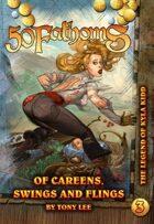 The Legend of Kyla Kidd III: Of Careens, Swings, and Things