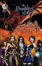 Destiny of the Dragon : The Daughters of Merlin