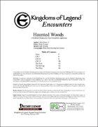 Kingdoms of Legend: Haunted Woods Encounter