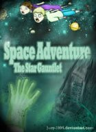 Space Adventure: Prologue to Peril!
