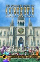 Witch Girls Adventures: Coventry School For Girls
