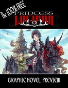 Princess Lucinda Free Graphic Novel Preview!