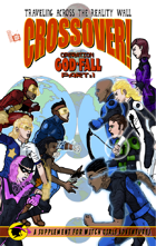 CROSSOVER-Operation God-fall part one for Witch Girls Adventures.