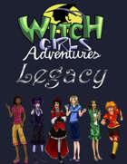 Witch Girls Legacy [BUNDLE]