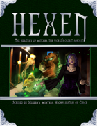 Hexen: The herstory of witches, the world's oldest sorority