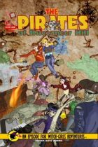 WITCH GIRLS ADVENTURES EPISODE: The Pirates of Buccaneer hill