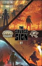 The Savage Sign 01