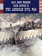 PB3 The American Civil War