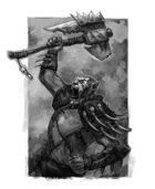 Headless Hydra Clip Art 2