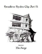 Headless Hydra Clip Art 13