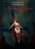 No Salvation for Witches