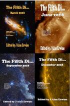 The Fifth Di... 2018 bundle [BUNDLE]