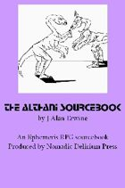 The Althani Sourcebook