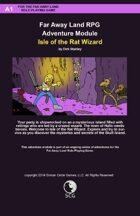 Far Away Land RPG Adventures: Isle of the Rat Wizard