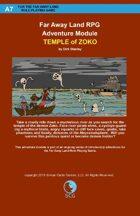 Far Away Land Adventures: Temple of Zoko