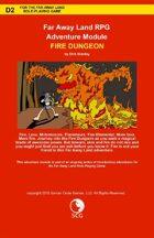 Far Away Land Adventures: Fire Dungeon