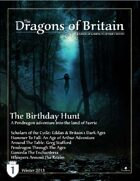 The Dragons of Britain #1