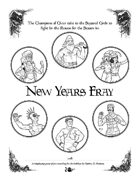New Years Fray 2016