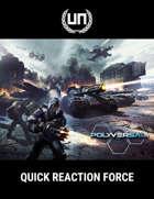 Polyversal Quick Start Combatant Tile Pack - UN Quick Reaction Force
