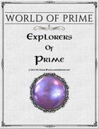 Explorers of Prime