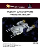 Wildstar Class Corvette Bridge/RPG Battle Maps