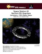 Space Station 10 - Quarters