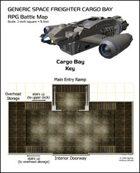 Cargo Bay Battle Map