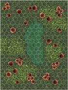 Hexmap: Fungus Jungle