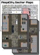 City Battlemaps [BUNDLE]