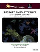 Derelict Alien Starships