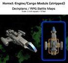 Hornet: Engine/Cargo Module