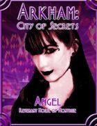 Arkham: City of Secrets - The Undead: Angel