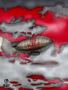 Bree Orlock Designs: Post Apocalypse Airship