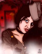 Bree Orlock Designs: Soldier Girl 1