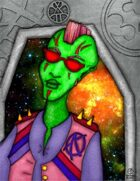 Bree Orlock Designs: Space Alien 2