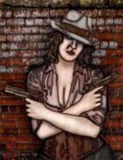 Bree Orlock Designs: Gangster's Moll