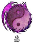 Bree Orlock Designs: Dragon Yin Yang